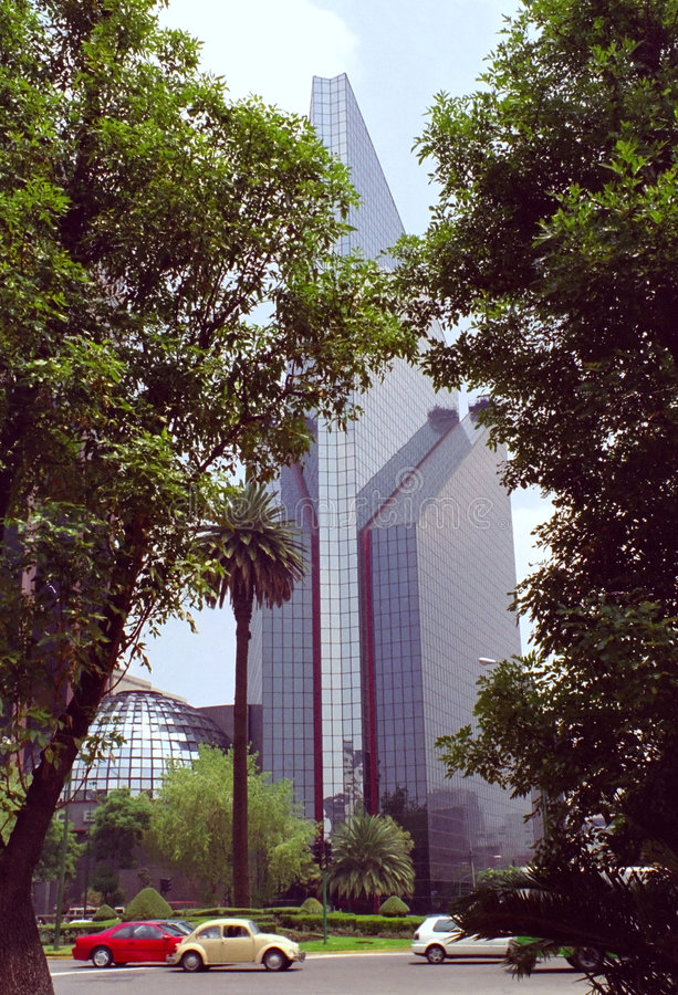 Download Modern Mexico City Architecture Stock Photo - Image: 2407208