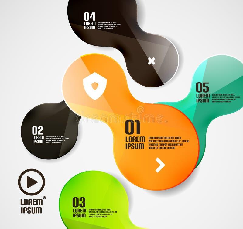 Download Modern Minimal Circles Infographics Stock Vector - Image: 33028290