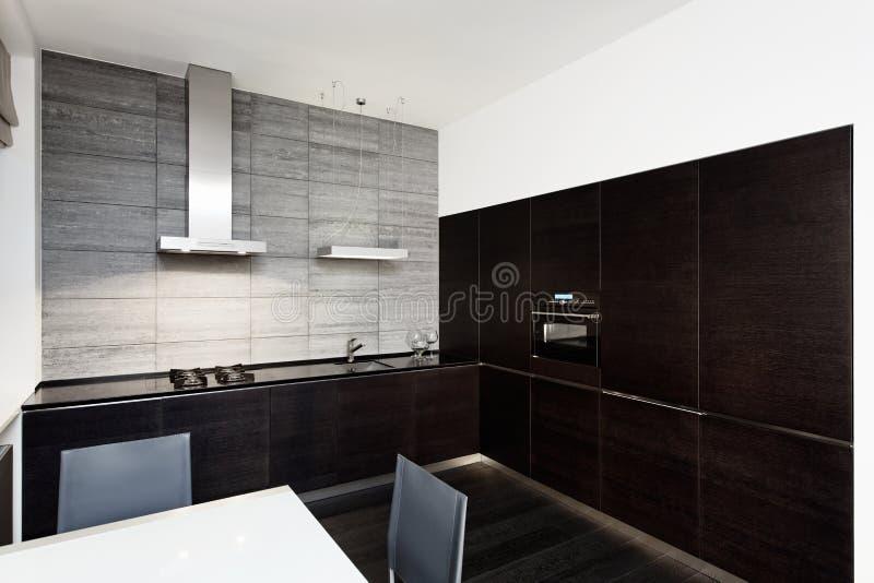 Download Modern Minimalism Style Kitchen Interior Stock Photo - Image: 26206624