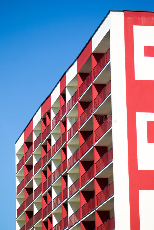 Download Modern And New Apartment Building. Stock Photography - Image: 21165422