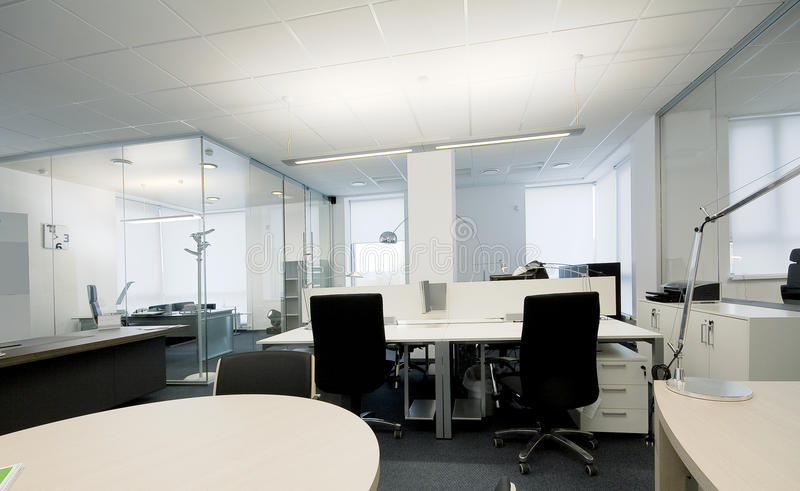 Download Modern Office Stock Image - Image: 10558031