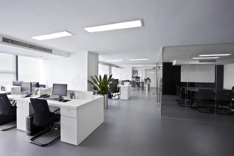 Download Modern Office Stock Image. Image Of Indoor, Color, Manager    26291991