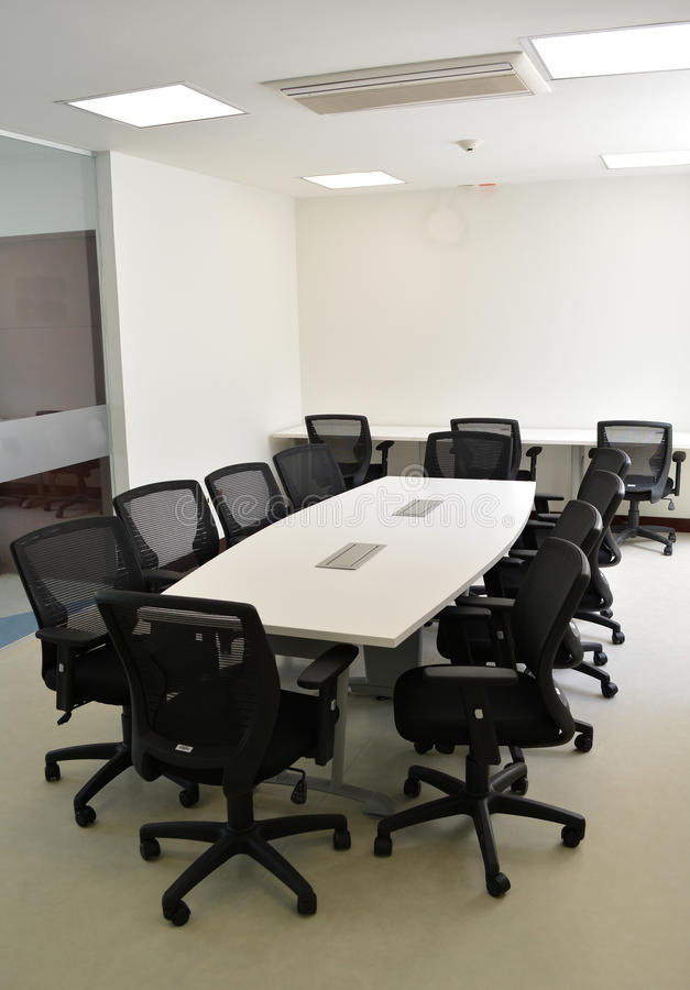 Modern Office boardroom. Modern Office boardroom exclusive design stock images