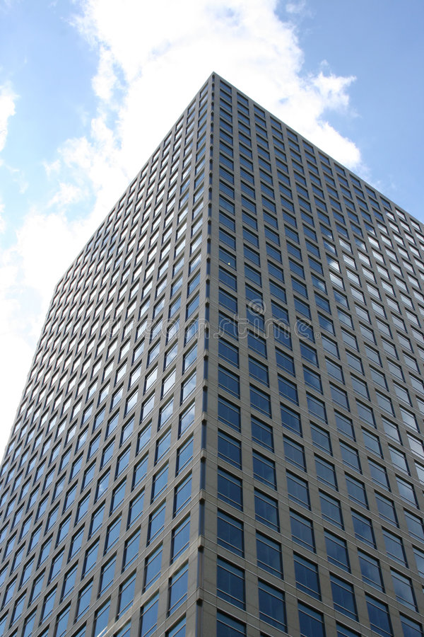 Modern office building royalty free stock photos