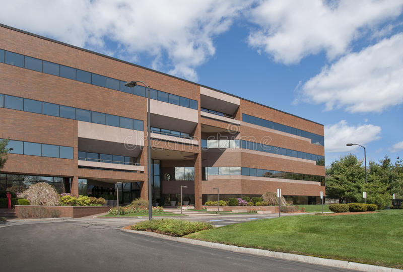 Download Modern office building stock image. Image of workplace - 13943319