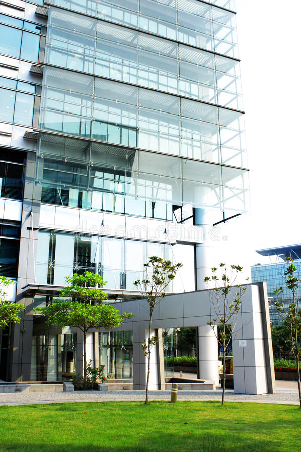 Download Modern Office Building Royalty Free Stock Photo - Image: 18583075