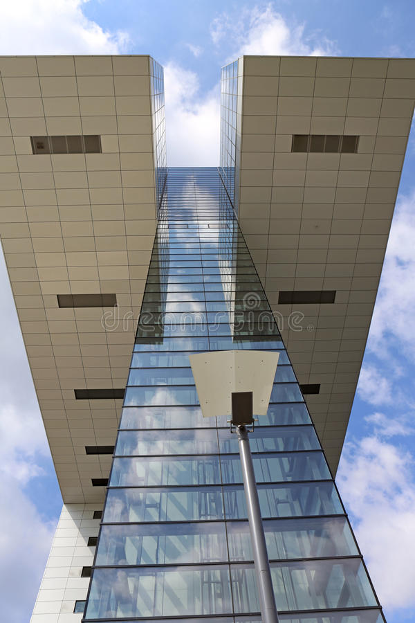Modern Office Building Editorial Stock Image