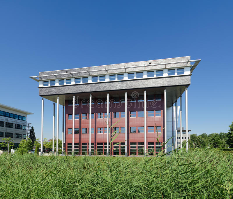 Download Modern office building editorial stock image. Image of commercial - 27953409
