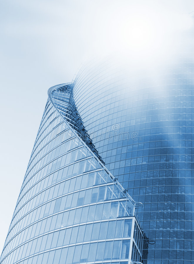 Free Modern Office Building Royalty Free Stock Photography - 2808257