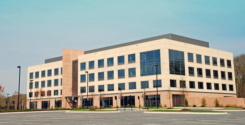 Modern Office Building 34 stock photo