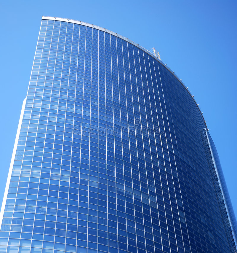 Download Modern Office Building stock image. Image of futuristic - 5371051