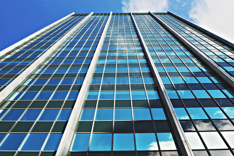 Download Modern office building stock image. Image of outside, exterior - 8872031