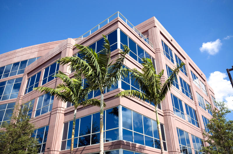 Modern Office Building Architecture stock images