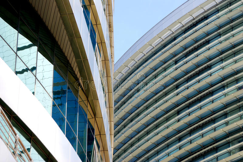 Download Modern Office Buildings Stock Image - Image: 22435601