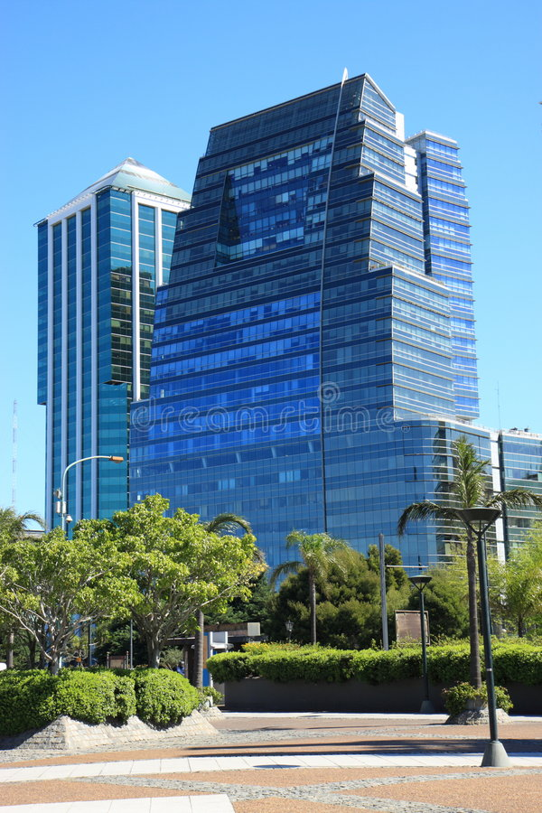 Download Modern office buildings stock photo. Image of argentina - 6728500