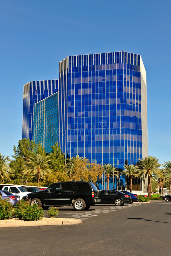 Download Modern office buildings stock image. Image of angle, outdoors - 8095889