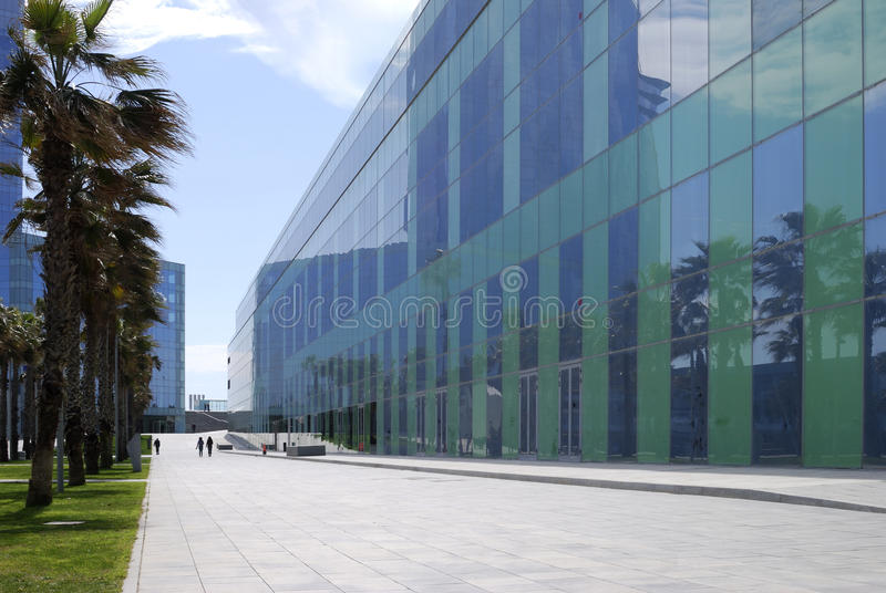 Download Modern Office Buildings. Barcelona. Stock Image - Image: 31121541