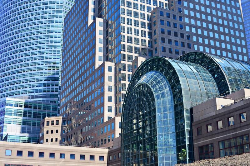 Download Modern Office buildings stock image. Image of detail - 32014323