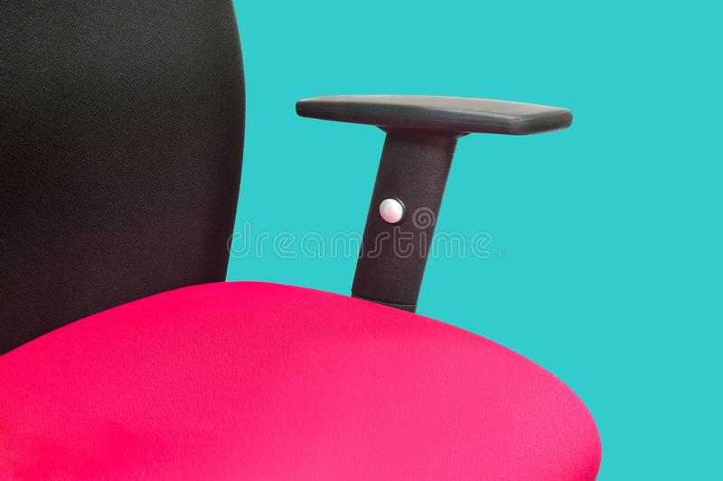 The Red Chair stock images
