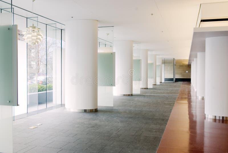 Modern Office Lobby royalty free stock image