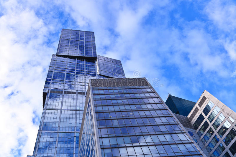 Download Modern Office Skyscrapers Stock Images - Image: 26535544