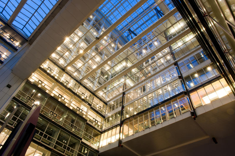 Download Modern Offices stock photo. Image of place, architecture - 12450816