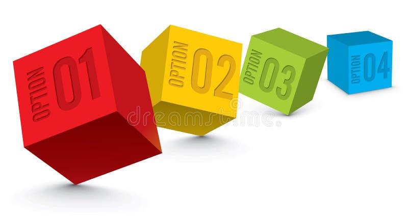 Download Modern ontwerpmalplaatje vector illustratie. Illustratie bestaande uit dekking - 29502871
