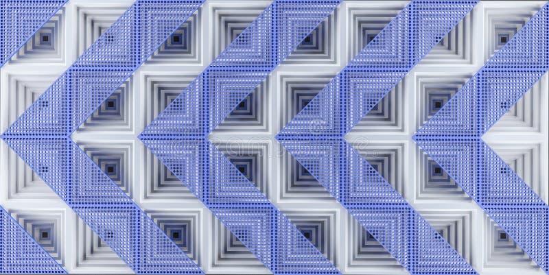 Modern panel futuristic concept background 3d render vector illustration