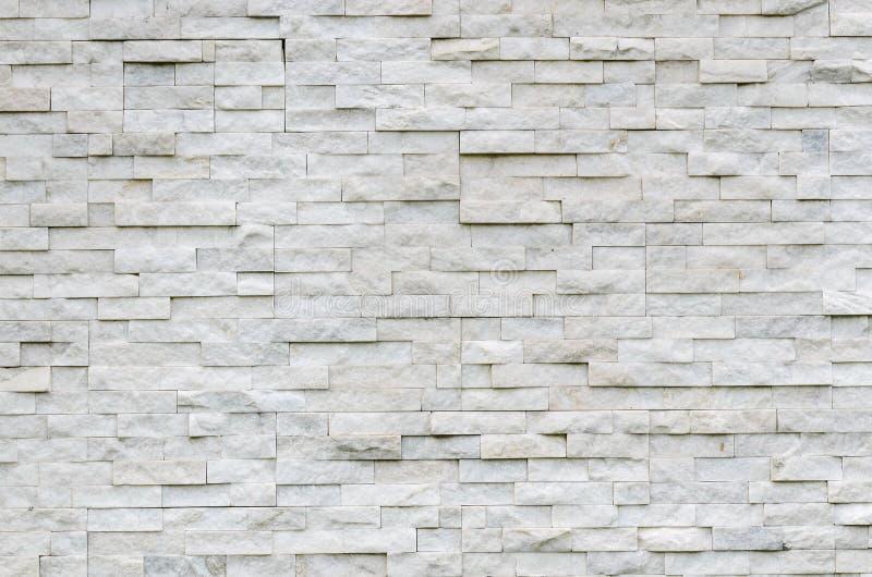 Modern patroon van echte steenmuur royalty-vrije stock afbeeldingen