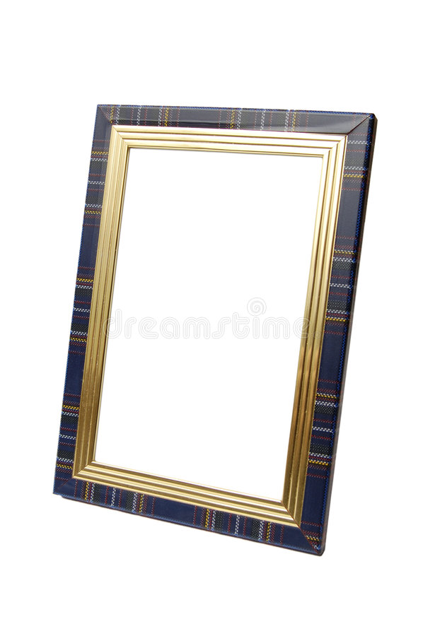 Free Modern Photo Frame Isolated On Royalty Free Stock Image - 3452976