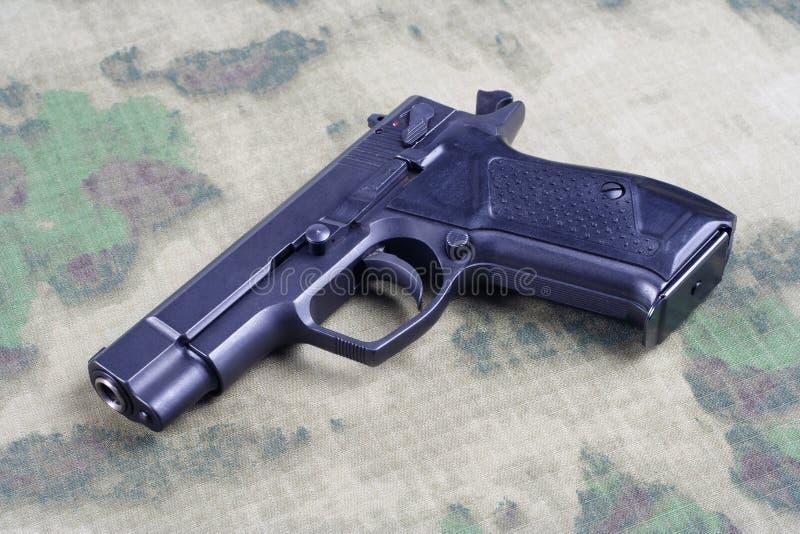 Modern pistool stock foto
