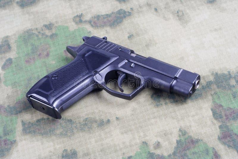 Modern pistool royalty-vrije stock afbeelding