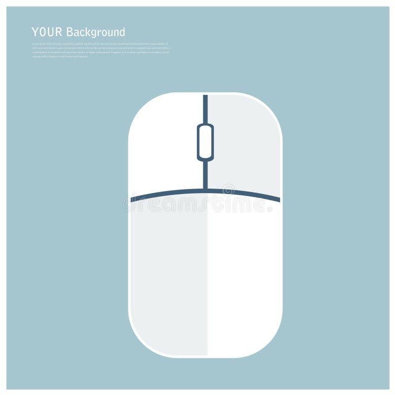 Modern plan samling för symbolsvektorillustration royaltyfri illustrationer