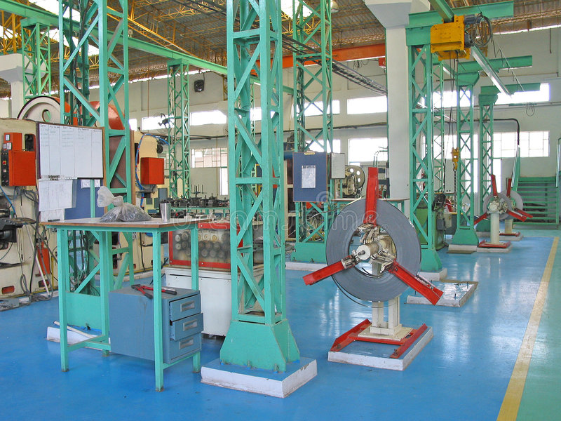 Modern planned ISO certify factory floor in india