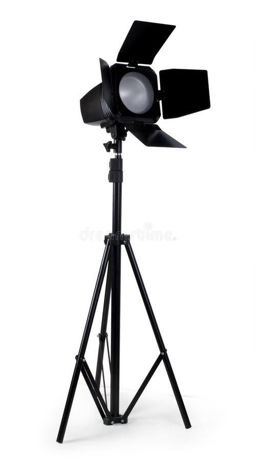 Modern powerful photographic flash