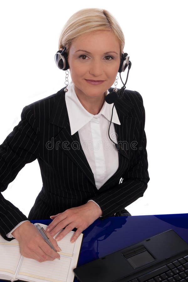 Download Modern Professional Businesswoman Stock Image - Image: 16656027