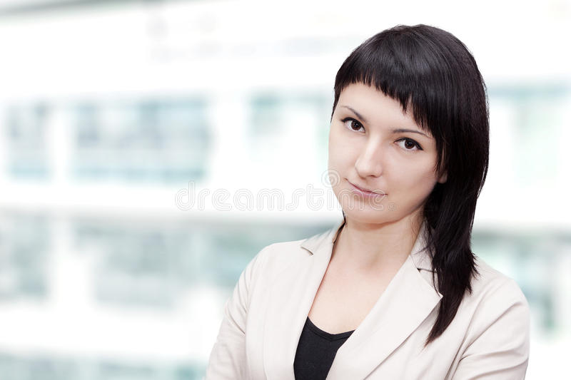 Modern Professional Businesswoman Royalty Free Stock Photography