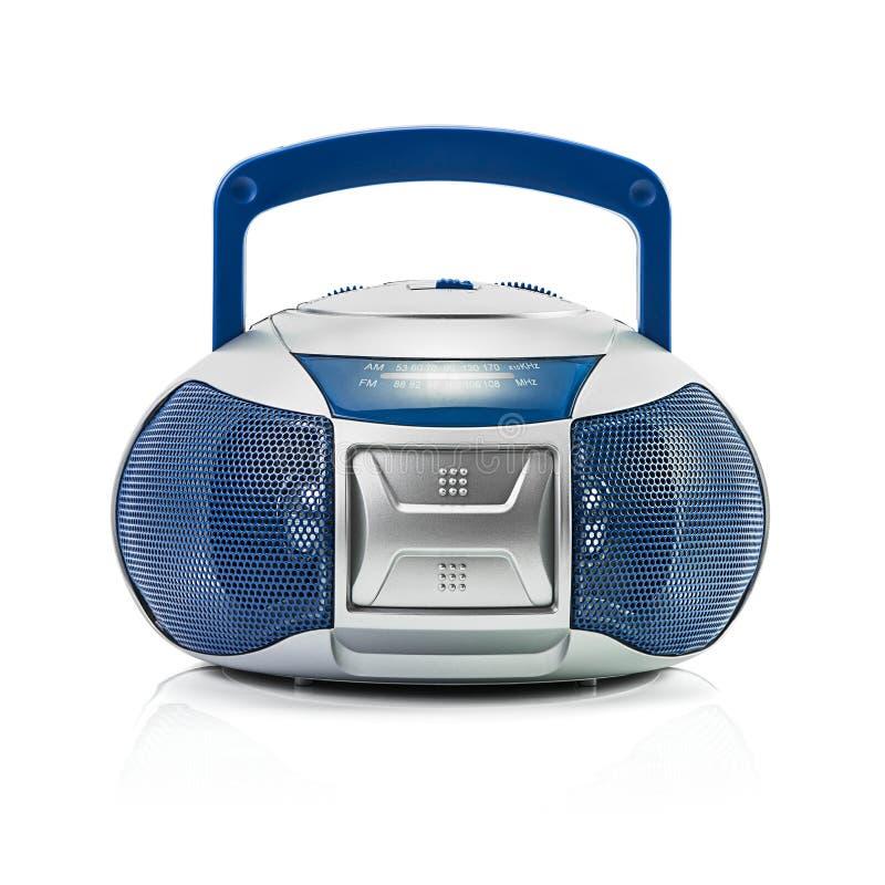 Modern radio royalty free stock image