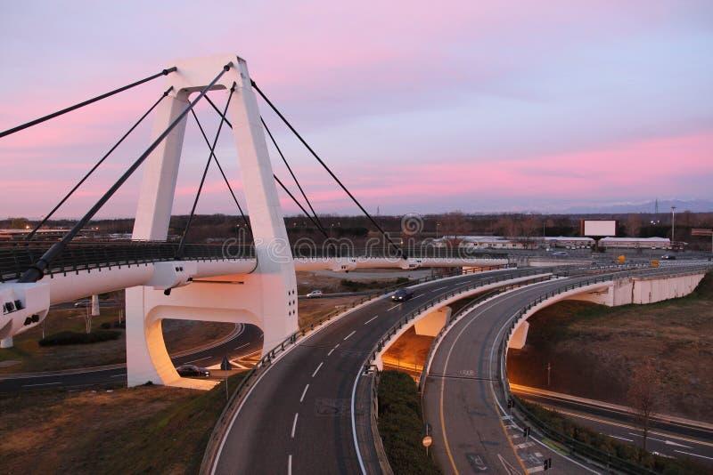Download Modern ramp stock image. Image of ramp, overpass, trip - 25979535