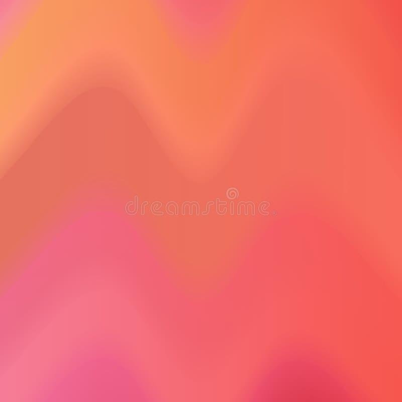 Modern red flow poster. Wave Liquid shape color background. Art design for your design project. Vector illustration. Modern red flow poster. Wave Liquid shape vector illustration