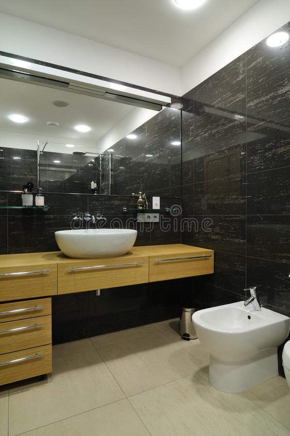 Download Modern Restroom Royalty Free Stock Photography - Image: 19529087