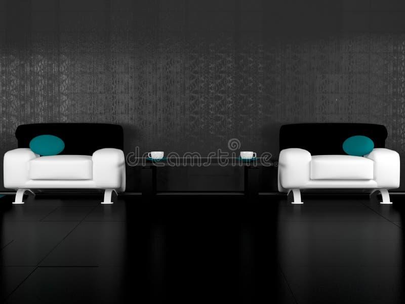 Download Modern Room For Coffee Break Stock Illustration - Image: 14850641