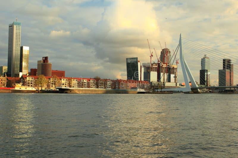 Download Modern Rotterdam editorial image. Image of scyscraper - 27562675