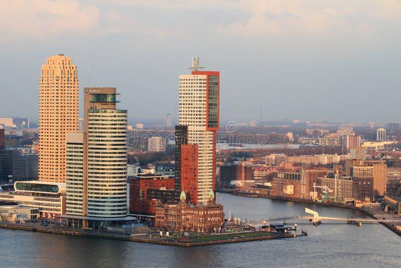 Download Modern Rotterdam editorial stock image. Image of modern - 37431574