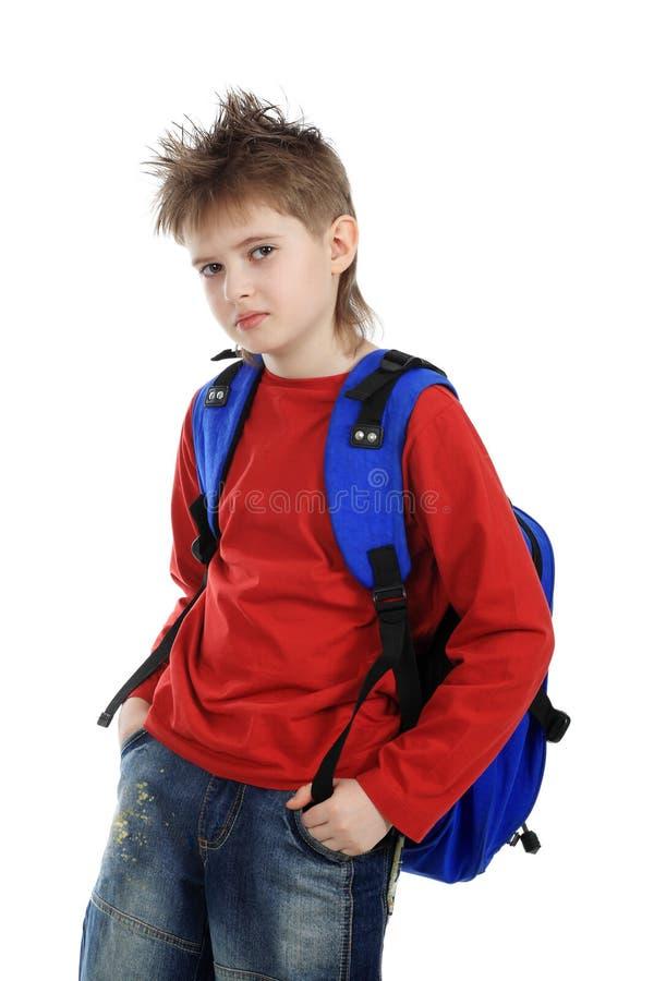 Modern schoolboy