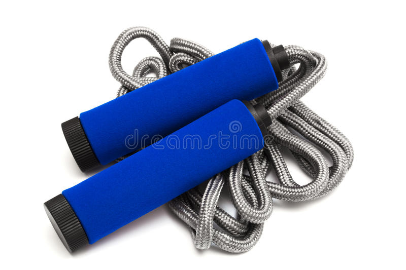 Modern skipping rope royalty free stock images