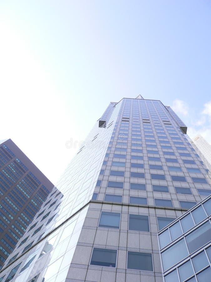 Modern Skyscraper Stock Photography