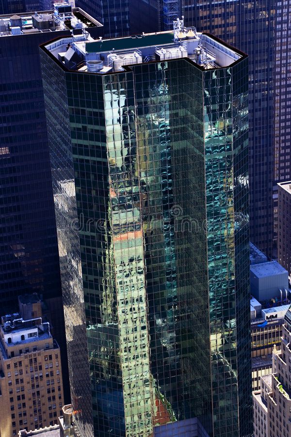 Download Modern skyscraper stock photo. Image of urban, office - 6159440