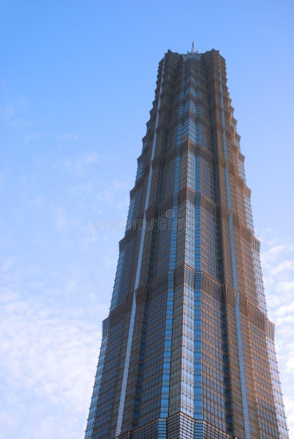 Modern skyscraper building royalty free stock image