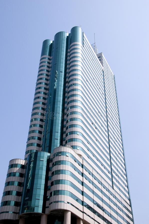 Free Modern Skyscrapers In Shenzhen, China Royalty Free Stock Photo - 11897685